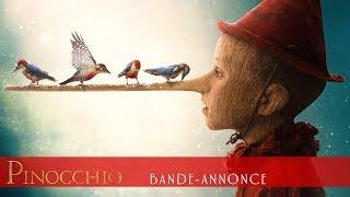 Pinocchio - Bande-annonce vostfr