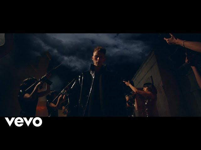 Videoclip oficial de 'The Gunner', de Machine Gun Kelly.
