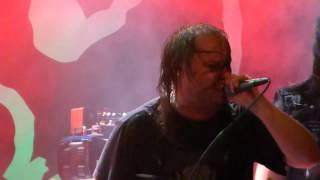 ENTOMBED A.D. - Wolverine Blues - Live @ Kägelbanan , Stockholm (Sweden) , november 7th 2014.