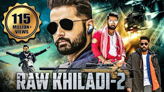 RAW KHILADI 2 (2019) NEW RELEASED Full Hindi Dubbed Movie | NITIN Movies Dubbed in Hindi Full Movie