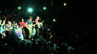 "Coldplay ""Speed Of Sound"" Live DC HD Verizon Center 7/9/2012"
