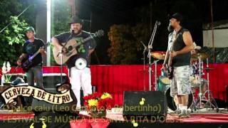 O Palco Caiu Leo Canhoto e Robertinho Live in Santa Rita Cerveza de Litro