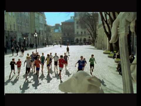 Lviv video for EURO2012 bid