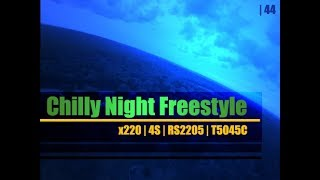 Chilly Night Freestyle feat. Turkuaz - The Generator