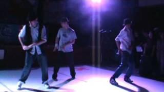 """Bobi,Tosho,Krisko choreography """"On Fire"""" performance"""