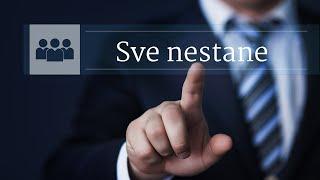 Sve nestane - Zvonimir Maršić