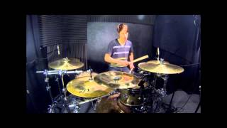 Noah Ryan : Earth Wind and Fire : September : drum cover