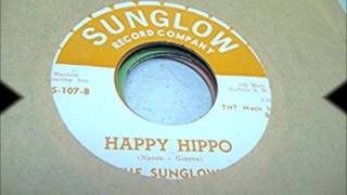 Happy Hippo - Sunglows
