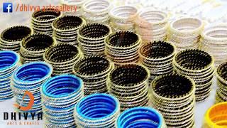 silk thread jewellery necklace jimikki kammal set width=