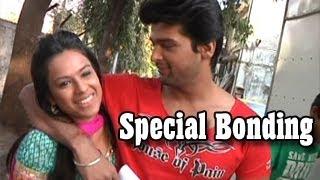 Manvi & Virat's SPECIAL BONDING on the sets of Ek Hazaaron Mein Meri Behna Hain