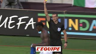 Quand Kean l'a joue comme Balotelli - Foot - Euro (u19)