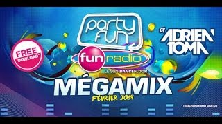 Megamix Party Fun Février 2014 By Adrien Toma