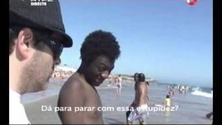 """Eu Amo Você - """"Praia de Carcavelos""""/ Nilton / 5 Para a Meia Noite"""