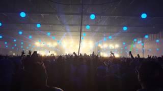 Yellow Claw - Till it Hurts live @ Dallas Market Hall Lights All Night 2015 NYE
