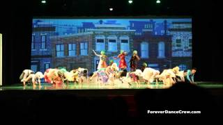 """Happy"" - C2C ft. Derek Martin \\ Daniel Marcell \\ Choreography \\ ON STAGE"