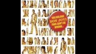 Bon Jovi - Livin' On A Prayer [Demo]