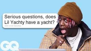Lil Yachty Goes Undercover on Reddit, Youtube and Twitter   GQ