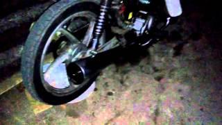 Shineray phonex gold 100cc dicas de condições do motor