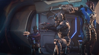 Mass Effect: Andromeda Multiplayer Hands-on Impressions - PAX East 2017