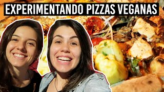 EXPERIMENTANDO PIZZAS VEGANAS | TNM EXPERIMENTA #01