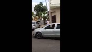 hombre le entra a tiro a otro // #HDFans