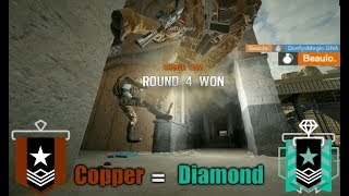 Ranked Placements in a Nutshell - Rainbow Six Siege