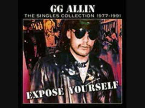 1980s Rock N Roll de G G Allin Letra y Video