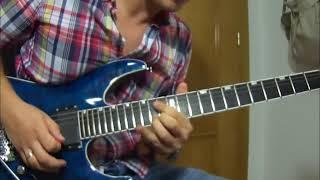 Joe Satriani Always with me always with you    Cover Alberto Zapata Abellán