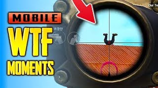 PUBG Mobile FUNNY And WTF Moments #5