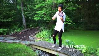 Cheerleader violin remix - Omi (Felix Jaehn remix) - Rhett Price