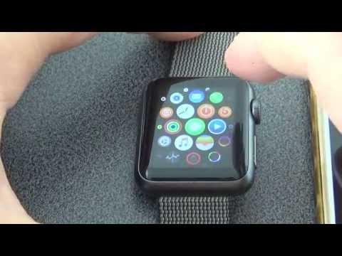 Review detaliat Apple Watch