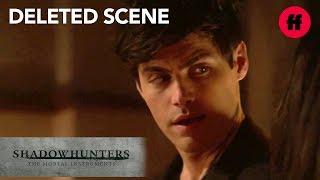 Shadowhunters Season 3, Episode 10   Deleted Scene: Alec Tells Maryse The Truth   Freeform