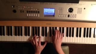 Closer -Naruto Shippuden Opening 4 Piano Cover (short) [HD]