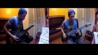 KoRn - Trash Guitar Cover [GoPro Hero]
