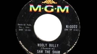 Wooly Bully , Sam The Sham , 1965 Vinyl 45RPM