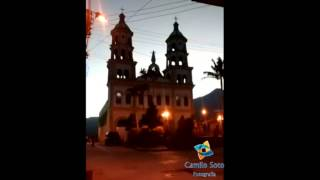 un atardecer en Anzoátegui Tolima, video stop motion