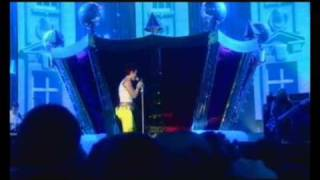 Pink - Medley (Get The Party Started - Just Like A Pill) (Brit Awards 2003)