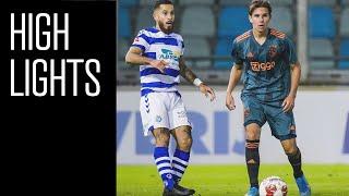 Highlights De Graafschap - Jong Ajax