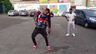 Maleek Berry - Kontrol (video) dance in belguim