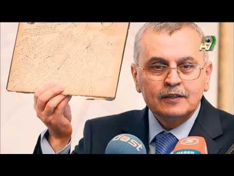 Ahmet Akgündüz'ün şecere olarak gösterdiği belge sahtedir