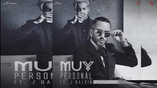 Yandel - Muy Personal (Official Video Septiembre 2017 ) ft. J Balvin