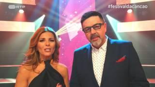 Sónia Araújo & José Carlos Malato contam como foi apresentar o Festival da Canção 2017