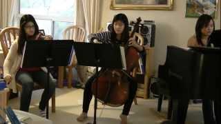 Serenade by Franz Schubert/Franz Liszt, arr. by R. Klugescheid