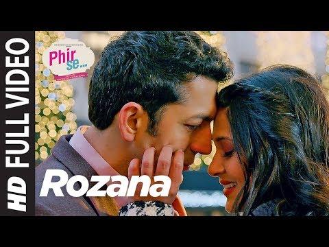 Rozana Lyrics - Phir Se | Mohit Chauhan, Tulsi Kumar