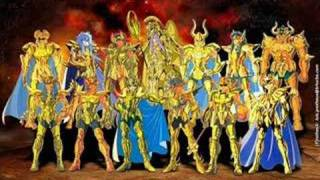 Rap do Zodiaco ( cavaleiros do zodiaco )