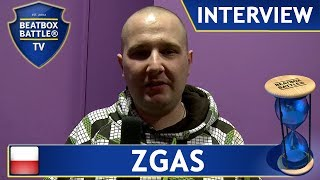Zgas from Poland - Interview - Beatbox Battle TV