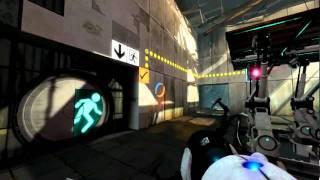 "Portal 2 & The National ""Exile Vilify"" Radio player"