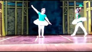 Escola de dança adorai Apresenta 9 espetáculo  O exercito  de  Debora