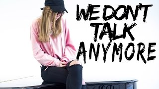Charlie Puth ft. Selena Gomez - We don't talk anymore | Cover by Serena.