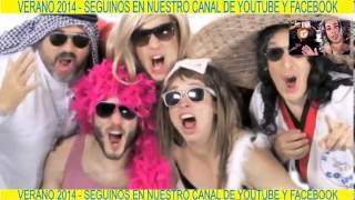 Hit del verano 2014 - Pensando en Cojer - The Party Band Feat. Bananero